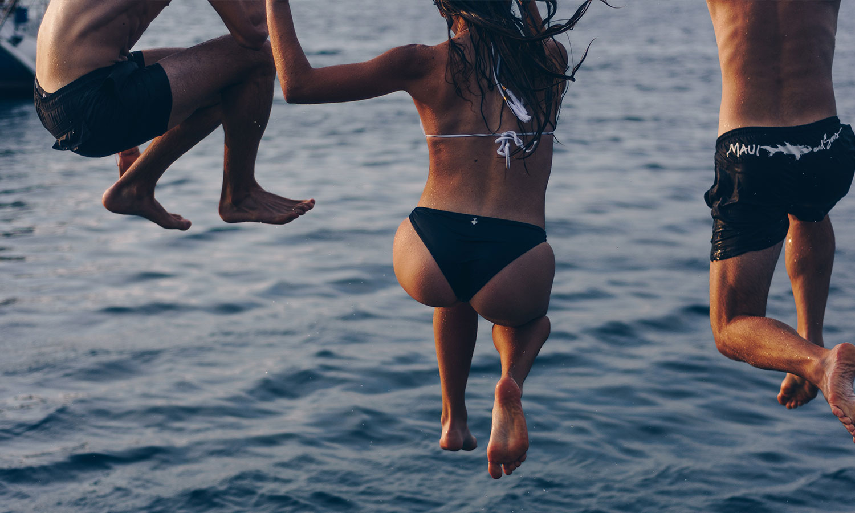 Bo vid vattnet