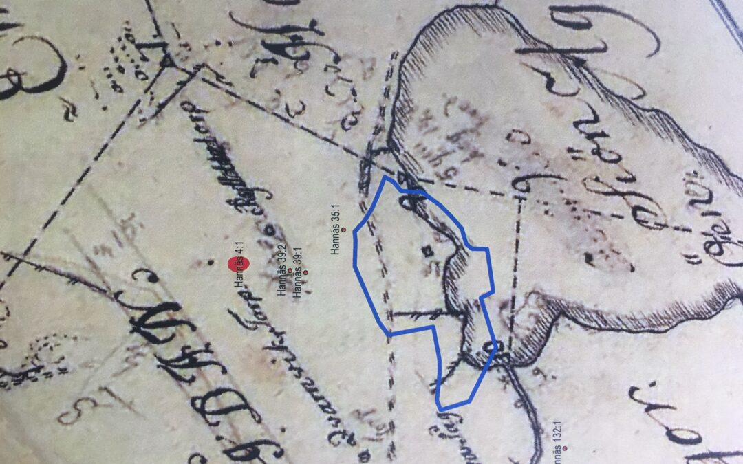 Kvarnvik var bebott redan 1760