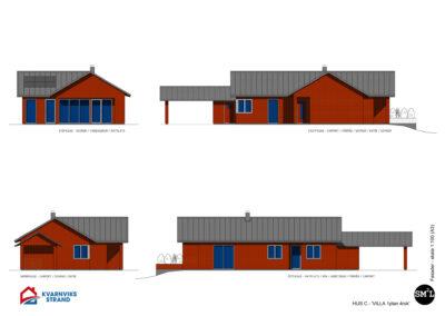 KVARNVIK-hus-C-fasader---VILLA-1plan-4rok