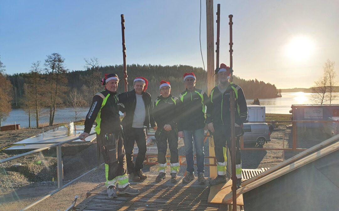 God jul från Kvarnvik!