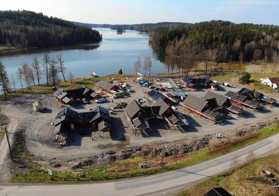 Nya bilder från Kvarnviks Strand